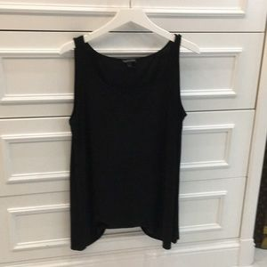 Eileen Fisher tank XL black